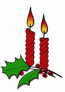 Bild Weihnachtskerzen Abb 20325