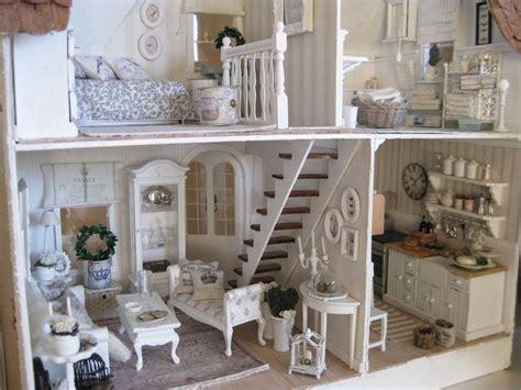 shabby chic dollhouse minimania shabby chic dollhouse dollhouse stuff pinterest shabby chic dollhouses and chic