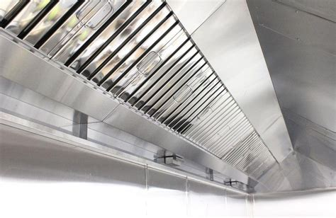 kitchen extraction canopies commercial products