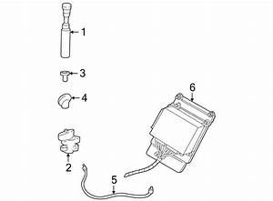 Yf1z18a984aa  Bracket  Manual Antenna  Sable