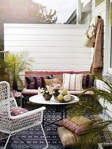 Paravent Extérieur Balcon : toile intimit pour le balcon palissades plantes et auvents ~ Teatrodelosmanantiales.com Idées de Décoration