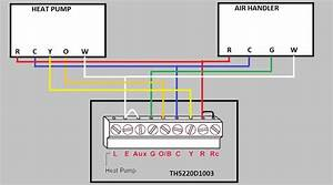 Heat Pump New  Heat Pump Thermostat Wiring