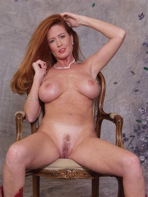 Ashley Barnes Milf Redhead Mature Porn Photo