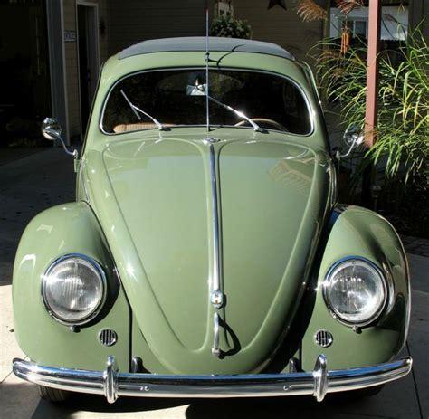 Classic Coupe In Volkswagen