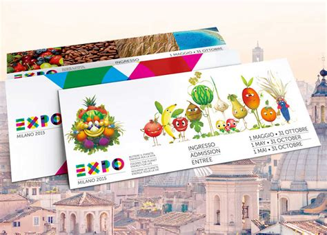 Biglietto Ingresso Expo 2015 by Expo 2015 Con Il Biglietto Di Ingresso Visiti Gratis I