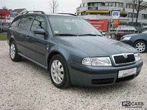 2004 Skoda Octavia Combi 4x4 1 9 Tdi