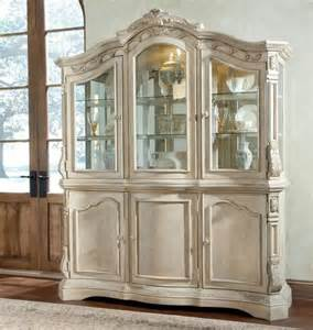 millennium ortanique traditional dining room buffet china cabinet hutch