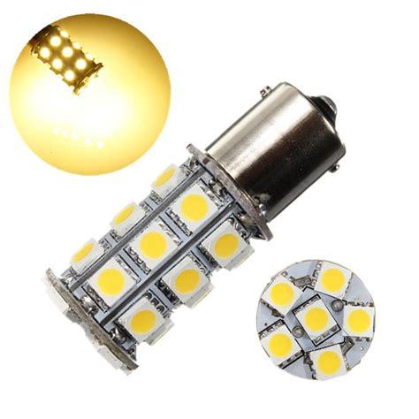 1156 ba15s p21w 27 smd 5050 led rv car light l bulb 12v