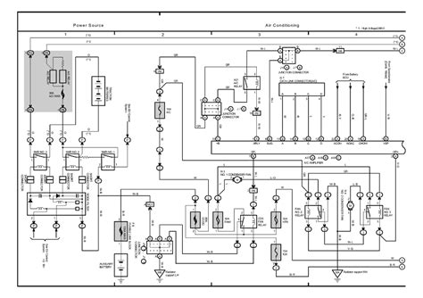 Electrical Wiring Diagram by Repair Guides Overall Electrical Wiring Diagram 2003