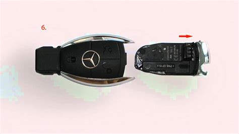 Mercedes Keyless Go Smartkey Battery Replacement