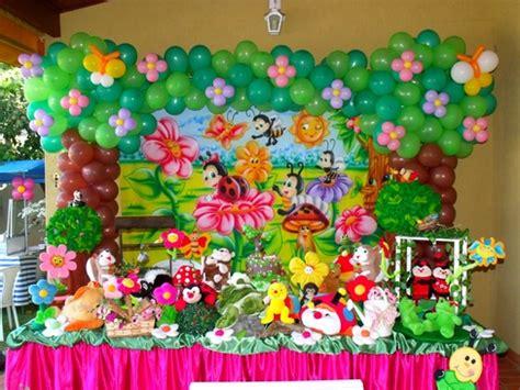 FESTA JARDIM ENCANTADO Infantil: 40 Ideias e Fotos