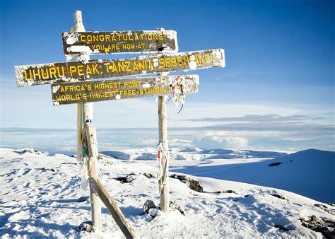 Climb Mount Kilimanjaro & Tanzania safari tour combined ...