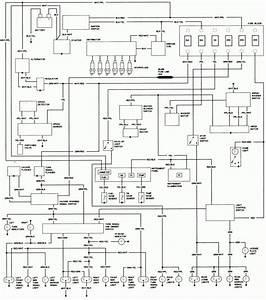 Toyota Alternator Wiring Harness
