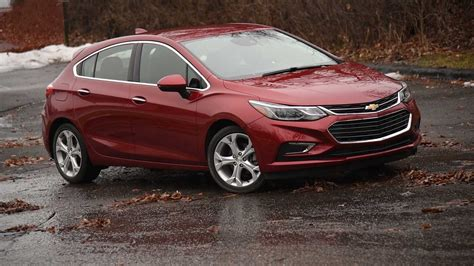 2017 Chevrolet Cruze Hatchback Premier Review Curbed With