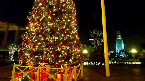 holiday lights los angeles holiday lights in los angeles discover los angeles