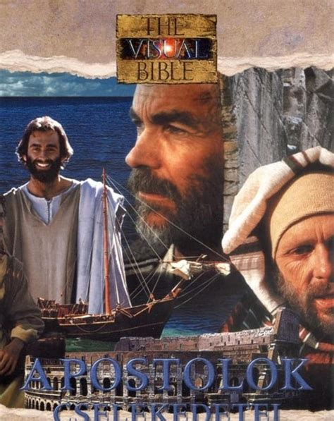 Ver The Visual Bible Acts (1994) Online HD Película