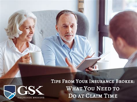 Insurance brokers are professional companies, regulated by the financial conduct authority (fca). What You Need to Do at Claim Time | Insurance Broker Perth Tips