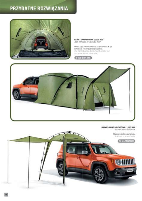 jeep renegade tent jeep renegade katalog oryginalnych części i akcesoriów