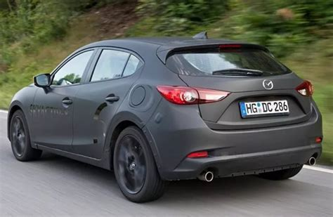 2019 Mazda 3 Hatchback Awd Redesign, Colors, Specs