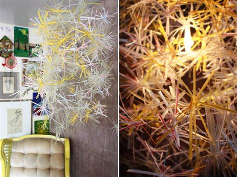 ideas    recycle plastic straws