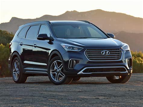 2018 Hyundai Santa Fe  Overview Cargurus