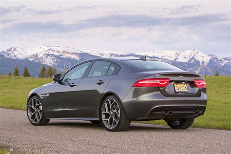 2017 Jaguar Xe  Picking Up Where The 3series Fell Off