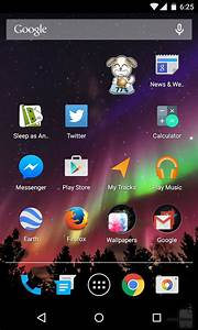How to keep your Android home screen clean and uncluttered