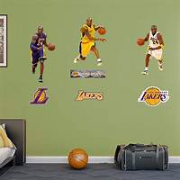 lovely nba wall decals Kobe Bryant Hero Pack Wall Decal Set | Shop Fathead® for ...