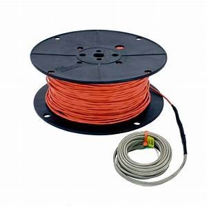 Suntouch Floor Warming 30 Sq  Ft  120-volt Radiant Heating Wire-co120030r