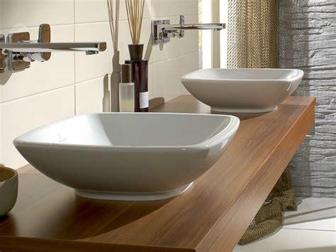 villeroy und boch loop and friends aufsatzwaschbecken lavabo da appoggio in ceramica loop friends lavabo da appoggio villeroy boch