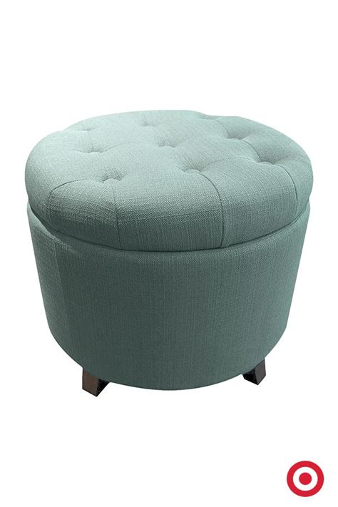 round storage ottoman with wheels 25 best ideas about round storage ottoman on pinterest