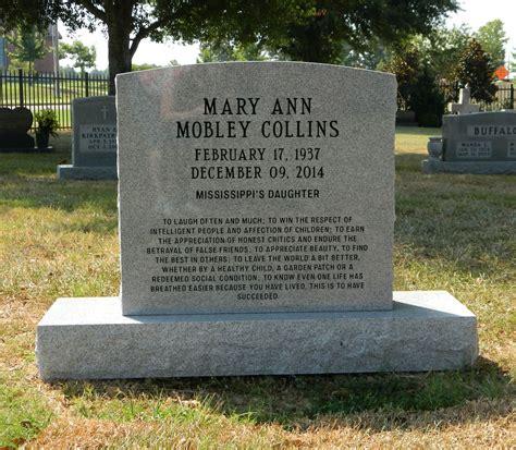 Mary Ann Mobley - Found a GraveFound a Grave