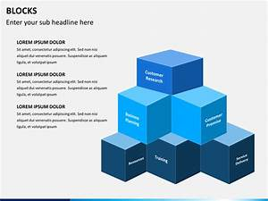 Block Diagram Powerpoint Template