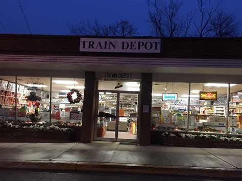 train depot hobby shops mount airy md united states