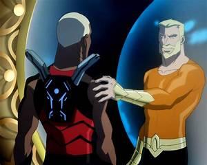 Kaldur'ahm images Aqualad and Aquaman HD wallpaper and ...
