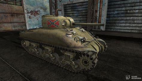 skin for m4 sherman for world of tanks