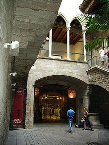 museo picasso de barcelona wikipedia la enciclopedia libre