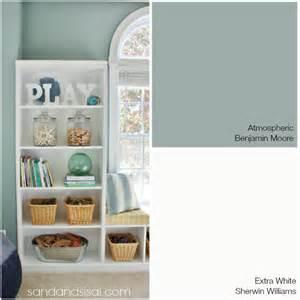 Great Bathroom Colors Benjamin Moore by My Coastal Colors Sand And Sisal