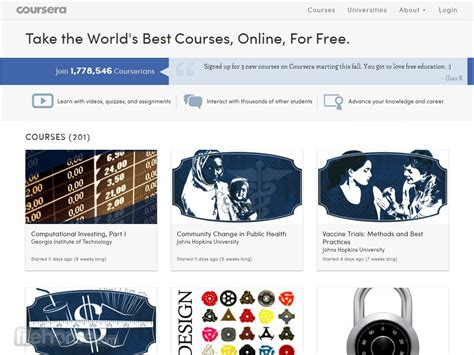 coursera   worlds  courses