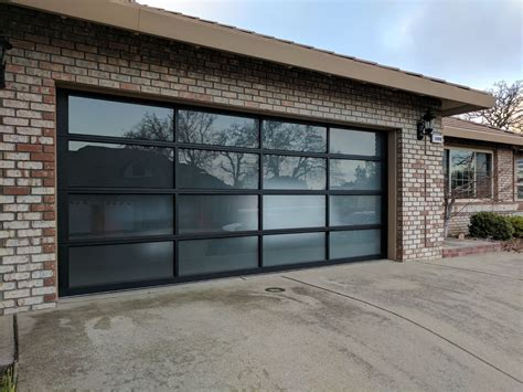 Garage Door by Entry Door Installation With Matching Garage Doors
