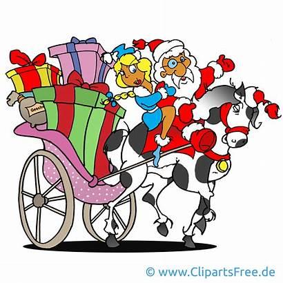 Clipart Kostenlos Grafik Weihnachtsmann Cartoon Weihnachtskarte Bild