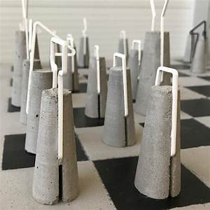 Jeu D échec Design : fortify le jeu d 39 checs industriel par daniel skotak blog esprit design ~ Preciouscoupons.com Idées de Décoration