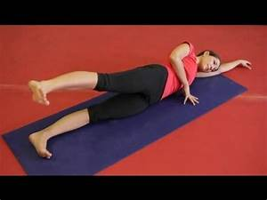 How to Exercise Your Hip Abductors & Adductors : Pilates ...