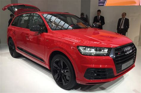 New Audi Sq7 Revealed Autocar