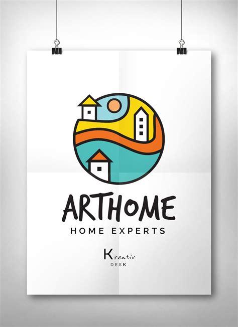 Home Design Companies by Home Logo Design House Logo Real Estate Logo Home Decor