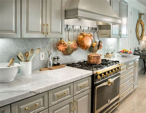 stainless steel cabinet pulls cabinet door styles in 2018 top trends for ny kitchens