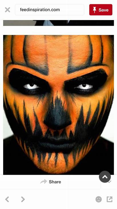 Halloween Makeup Face Looks Easy