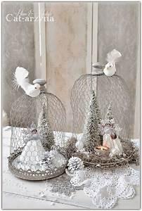 Top 18 Shabby Chic Christmas Decor Ideas – Cheap & Easy ...
