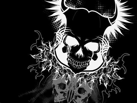 Cool Wallpaper Of Skull