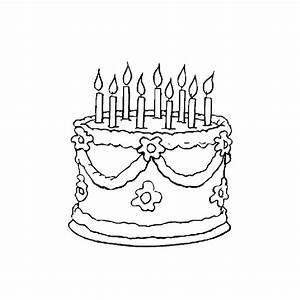 Dessin Gateau Anniversaire : dessin joyeux anniversaire 10 ans ~ Melissatoandfro.com Idées de Décoration
